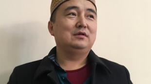Серикжан Билаш, лидер незарегистрированного объединения «Атажұрт еріктілері»