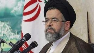 حجتالاسلام محمود علوی، وزیر اطلاعات جمهوری اسلامی ایران