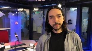 O cineasta Filipe Galvon