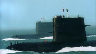 Tàu ngầm  loại Song 039  của quân đội Trung Quốc