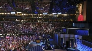 هیلاری کلینتون، روز سه شنبه ۲۶ ژوئیه ۲۰۱۶ رسما به عنوان نامزد حزب دمکرات در انتخابات ریاست جمهوری آمریکا معرفی شد