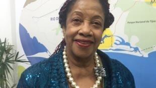 A Secretária Especial de Políticas de Promoção da Igualdade Racial, Luislinda Valois.