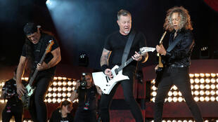 Metallica на Global Citizen Festival