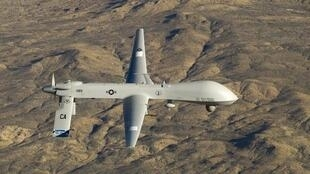 Drone Predator of the US Air Force