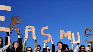 El programa Erasmus está cumpliendo 30 años.