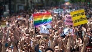 Parada do Orgulho Gay de Paris de 2015