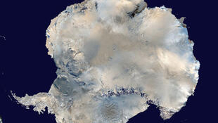 C'est dans l'est de l'Antarctique que les scientifiques ont enregistré des températures allant jusqu'à - 93°