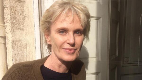 Portrait de l'écrivaine américaine Siri Hustvedt.