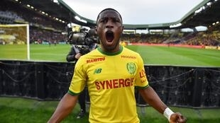 Abdul Majeed Waris scored the second goal for Nantes in their 3-2 victory over Paris Saint-Germain.