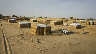 (Illustration) Le camp de réfugiés de Baga Sola au sud du Tchad, qui a accueilli plus de 10 000 déplacés du Nigeria, du Niger, du Cameroun et du Tchad, à cause des attaques de Boko Haram.