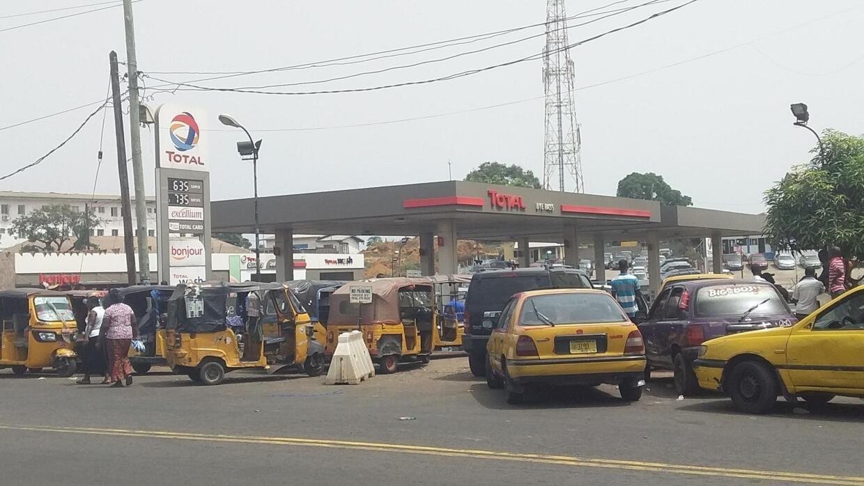 International report - Petrol shortage in Liberia exasperates customers