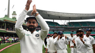 Virat Kohli is the first Indian cricketer to lead a team on a winning tour of Australia.