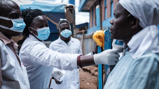 Experts warn that up to 3 billion people lack access to soap and clean water -- vital safeguards against the coronavirus