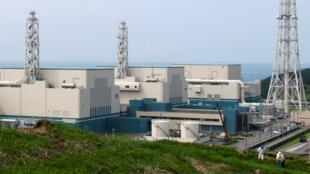 Ba tổ máy số 7 (T), số 6 (G) và số 5 tại Kashiwazaki của nhà máy Kashiwazaki-Kariwa, Nhật Bản, ngày 18/07/2007.