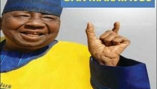 Famous Hausa Musician Marigayi Adamu Danmaraya