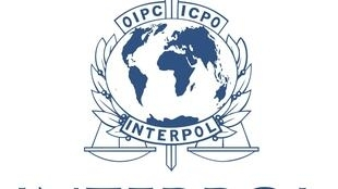 国际刑警组织Interpol标志