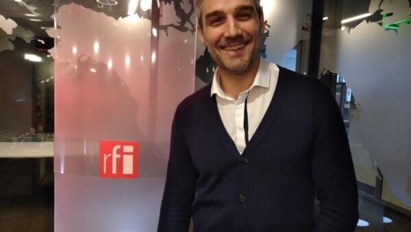 "Matthieu Doat, o ""francês do samba""."