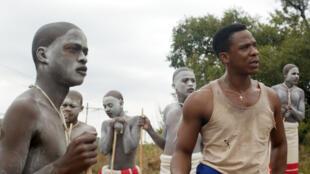Tous les acteurs des «Initiés» sont passés par des rituels d'initiation dans leur enfance.
