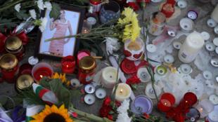 Тело Виктории Мариновой было найдено в субботу, 6 октября, в парке города Русе на севере Болгарии