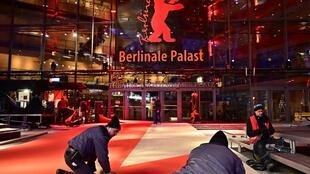 Rolling out the red carpet for the 69th Berlinale Film Festival.
