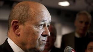 Jean-Yves Le Drian, French Defence Minister