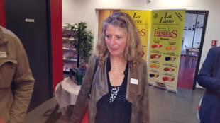 Corinne Mollet, directrice de la société Coopérative Agricole du Marais audomarois.