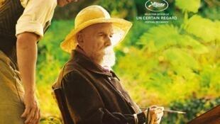 Hai cha con Jean và Auguste trong bộ phim Renoir (DR)