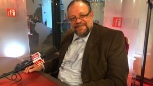 José Augusto Mannis professor de composição da UNICAMP