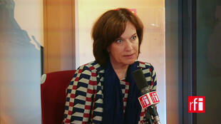 French Socialist Party's women's minister Laurence Rossignol