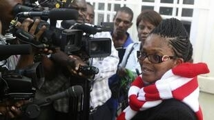 Zimbabwe's Lawyers For Human Rights (ZLHR) Board Member Beatrice Mtetwa