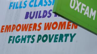 Một cơ sở của Oxfam tại Luân Đôn, Anh Quốc, ngày 11/02/2018