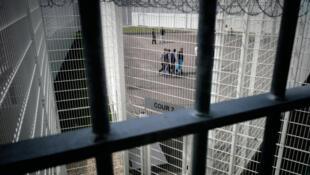Prisão Bourg-en-Bresse.