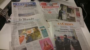 Diários franceses 22.12.2016