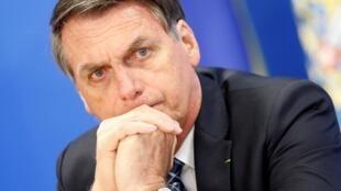 A política ambiental de Jair Bolsonaro é frequentemente criticada no exterior.