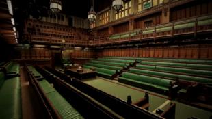 Парламент Великобритании, палата общин.