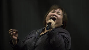 La puissance vocale de Rose Fostanes a impressionné les jurés israélien.