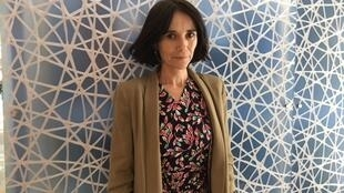 Lisa Ginzburg, escritora italiana radicada em Paris.