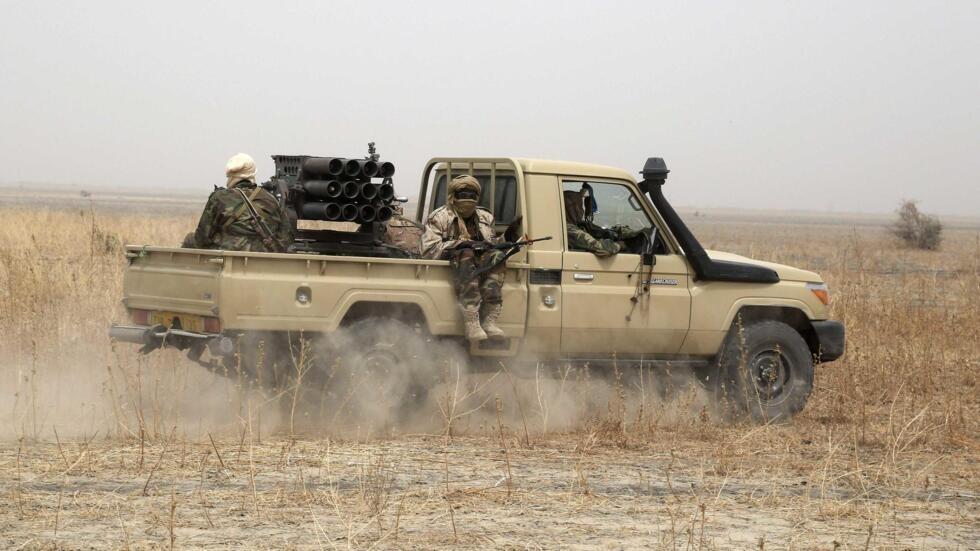 Soldats tchadiens (image d'illustration).