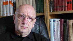 Гл. редактор парижского альманаха «Глаголъ» №3 (2011) Виталий Амурский