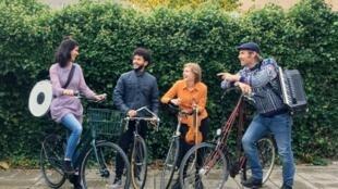 Banda Forró de Bicicleta