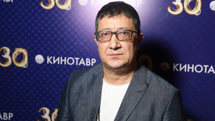 Юсуп Разыков на кинофестивале «Кинотавр»