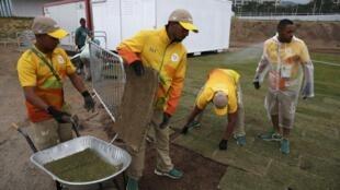 Jornal Le Monde critica atraso nas obras para os Jogos Olímpicos do Rio de Janeiro, em edição desta sexta-feira (29).