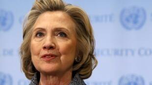 A ex-primeira-dama e ex-secretária de Estado Hillary Clinton prepara sua campanha há dois anos.