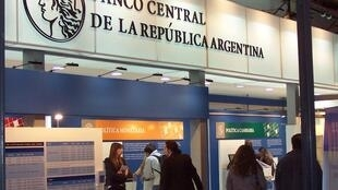 The Central Bank of Argentina (BCRA).