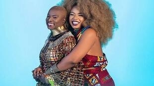 Angelique Kidjo et Yemi Alade