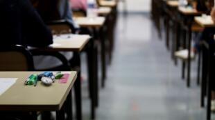 Les premières épreuves du contrôle continu du nouveau baccalauréat débutent ce lundi 20 janvier.