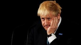 Dark days ahead? UK prime minister Boris Johnson weighs his options.