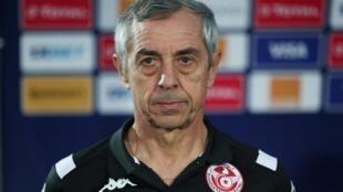 Alain Giresse n'est plus le sélectionneur de la Tunisie.