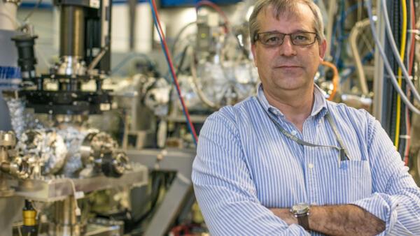 O físico brasileiro Antonio José Roque, que dirige o projeto Sirius