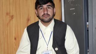 Омад Хаплвак, афганский репортер британской корпорации BBC, убитый в ходе террористической операции талибов 28/07/2011